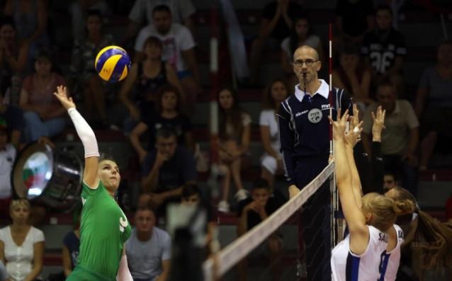 Мария Йорданова<strong> източник: volleyball.bg</strong>