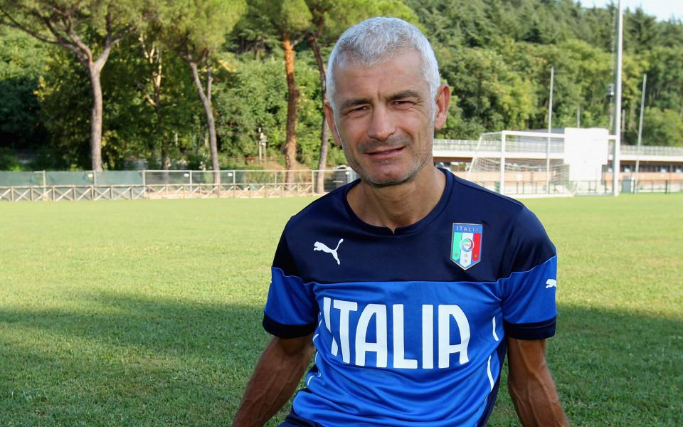 Бивш италиански национал: Ако играех сега, щях да вкарвам по 50-60 гола на сезон