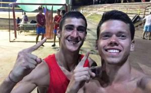Български успех в плажния волейбол