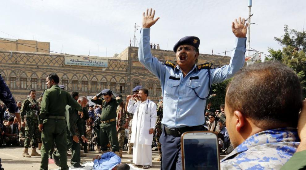 В Иран екзекутираха девет души по обвинения за групово изнасилване