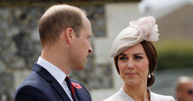 Кралят на Белгия Филип и кралица Матилда, британските принцове Чарлз
