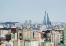 КНДР: 105-етажният Рюгьон - част от преустройството на Ким