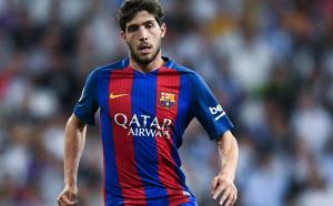 Серхи Роберто бе определен за най-добрия каталунски футболист