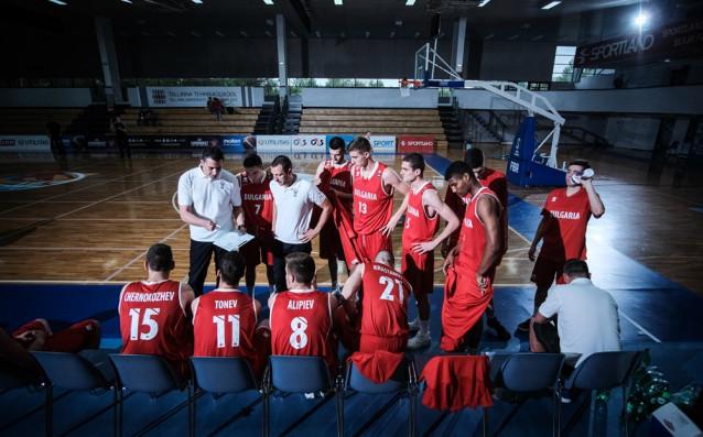 Юношеският национален отбор в Талин, Естония източник: fiba.com