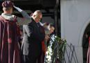 Химнът ни звуча в Скопие, Борисов: За пример сме