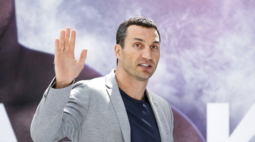 Кличко слага край на кариерата си