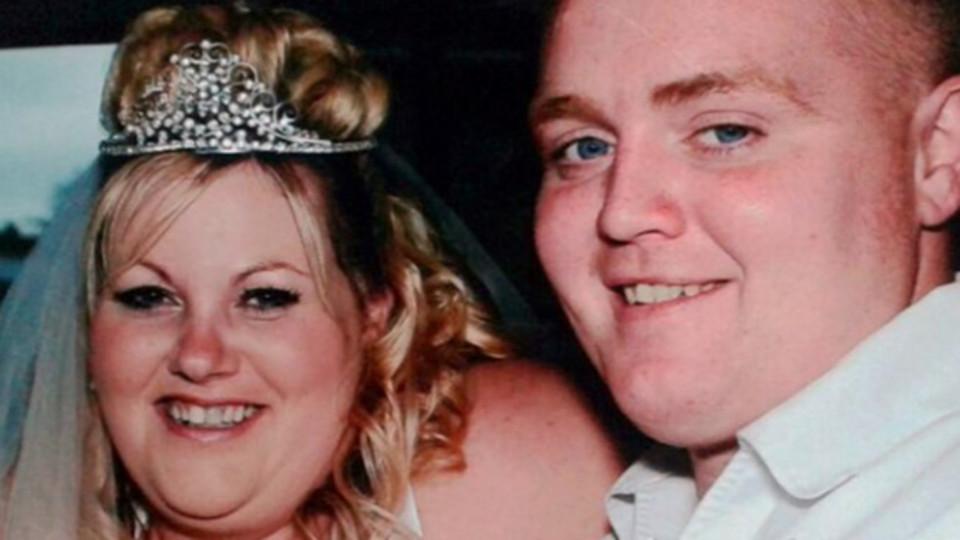 Пълната промяна на едно семейство: 92 килограма назад и втори сватбен ден