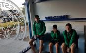 Младите играчи на Берое с отлични изяви по време на пробите в Лестър