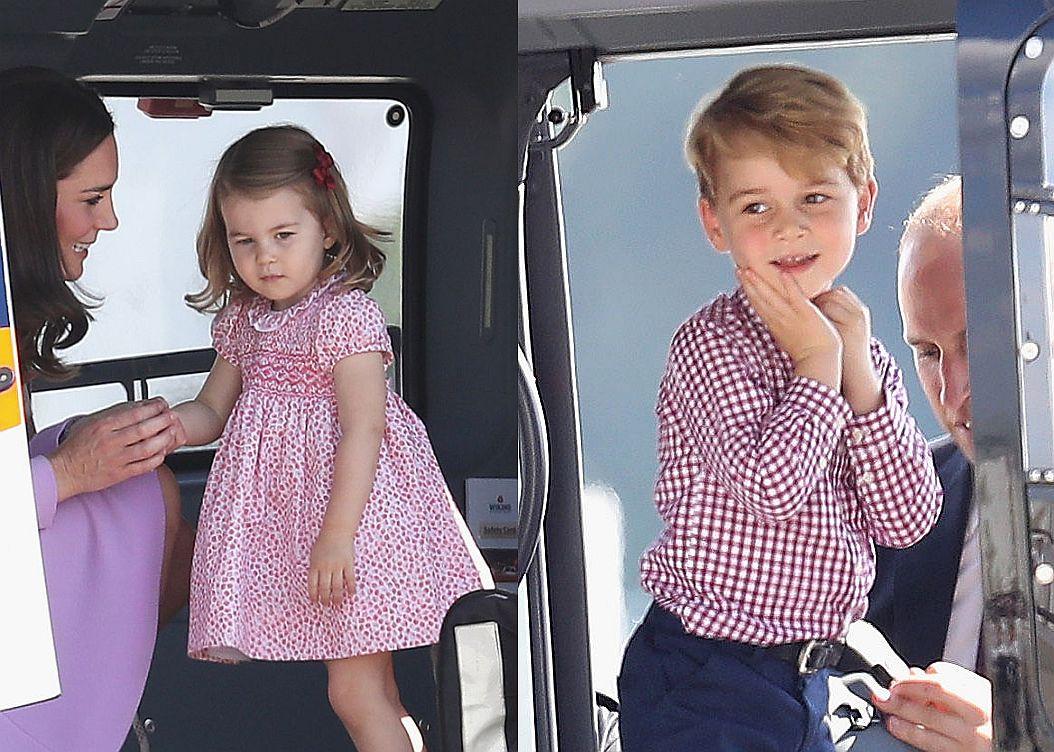 Въпреки невръстната им възраст 4-годишният принц Джордж и по-малката му сестричка – 2-годишната Шарлот, вече имат доста посетени държави зад гърба си.