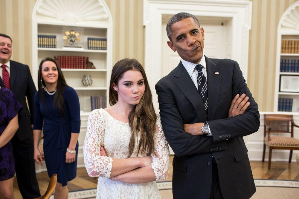 Бившият американският президент Барак Обама навършва днес 56 години.<br> <br> Той е първият американски цветнокож президент в историята.