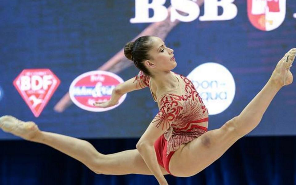 Невяна Владинова със злато от Световната купа в Минск