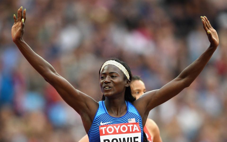 Американка грабна златото на 100 метра след впечатляващ финал
