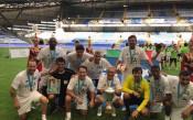 Стоичков на турнира в Астана<strong> източник: вестник </strong>