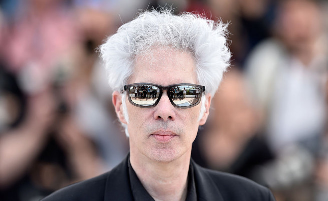 Джармуш на Cannes Film Festival 2016.