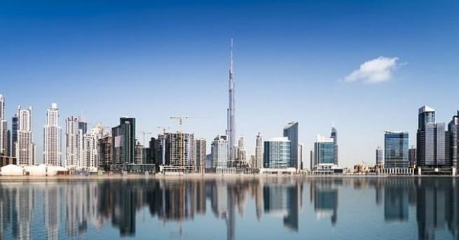 Дубай е най-бързо растящият град в свeта. От пустиня той