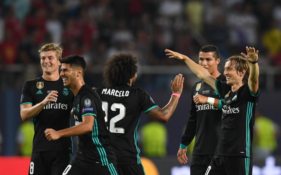 Горещи страсти в Скопие, Реал подчини Юнайтед