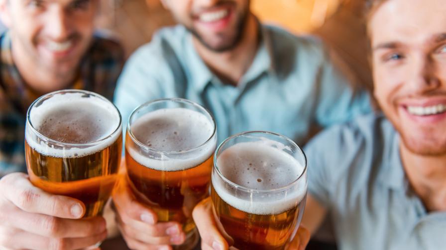 Ето как да пием бира, без да дебелеем