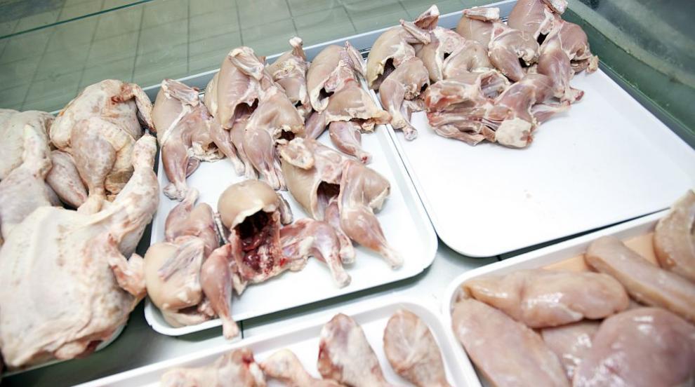 Откриха нови пратки с птиче месо от Полша за България със салмонела