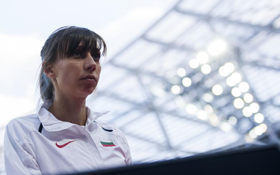 Демирева също открива сезона в Диамантената лига