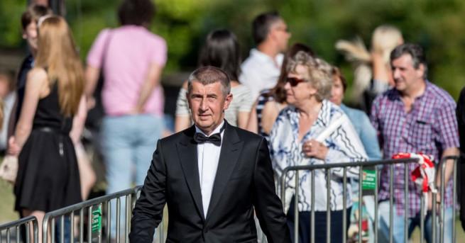 Чешката полиция поиска от парламента да снеме имунитета на бившия