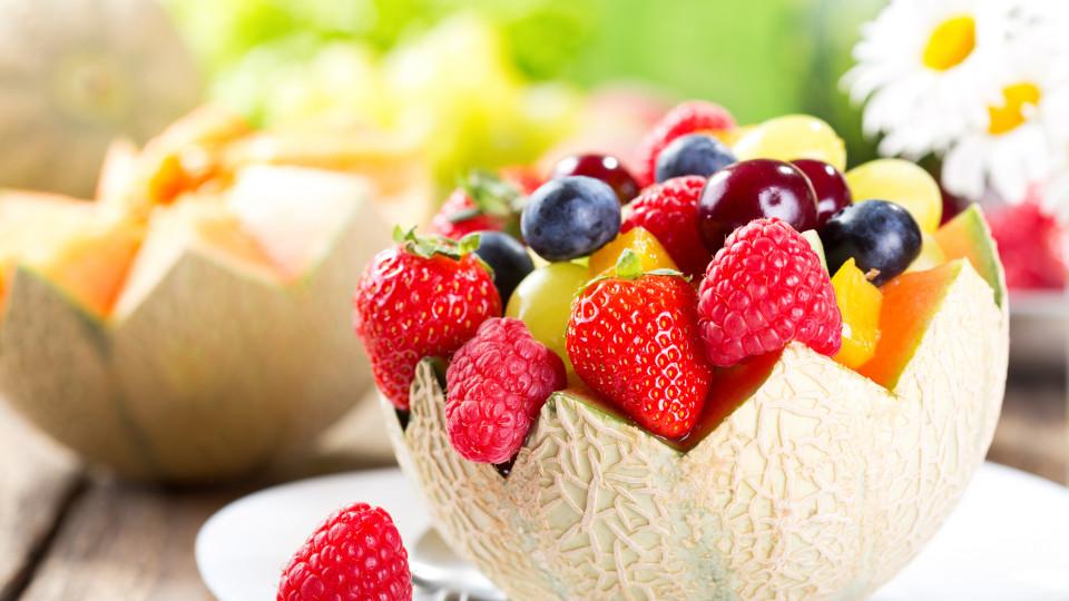 Летните плодове в здравословното хранене
