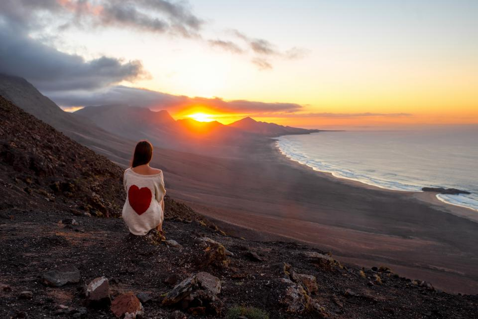 любов лято море планина жена щастие