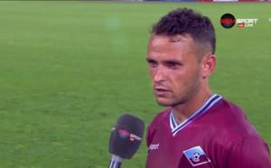 Богомил Дяков: Грешката повлия, затова загубихме мача