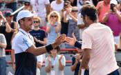 Федерер и палачът на Григор си уредиха полуфинал в Монреал