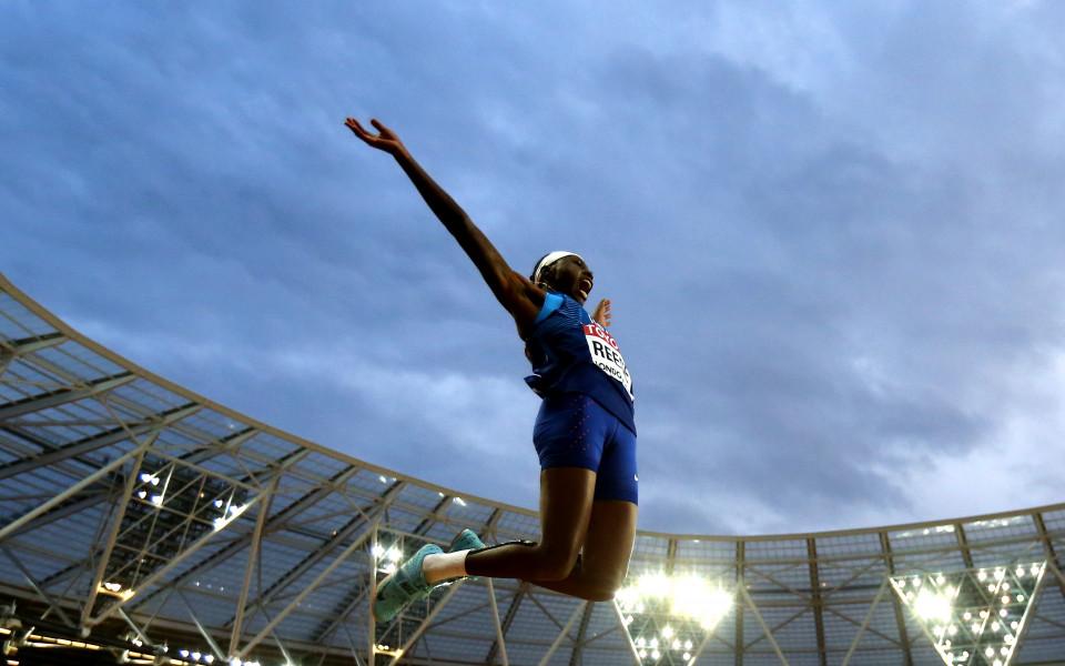 Невероятен финал в скок дължина при дамите, 6 см разделиха първите 4