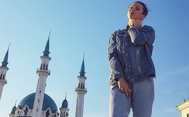 Катрин Тасева<strong> източник: instagram.com/taseva.k/</strong>