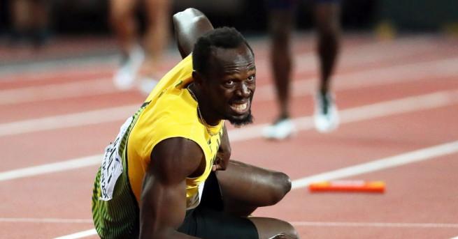 Съотборниците на Ямайка в щафетата 4х100 обвиниха организаторите за забавянето