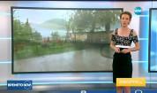 Прогноза за времето (13.08.2017 - централна емисия)