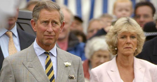 Враждебността на хората към принц Чарлз и съпругата му Камила