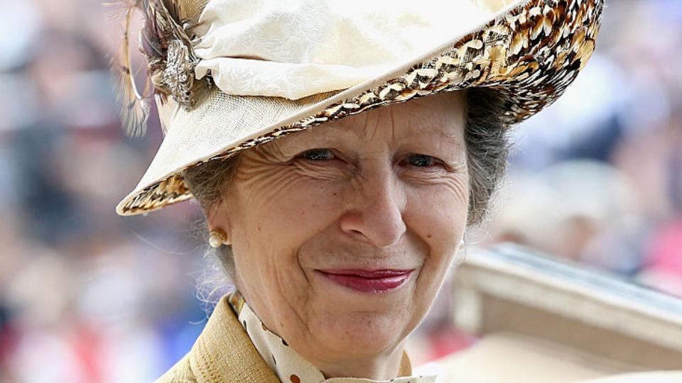 Ан, принцесата в сянка - животът на единствената дъщеря на кралица Елизабет II