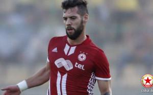 Португалец от ЦСКА се размина с операция