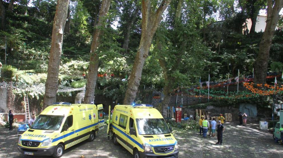13 жертви и десетки ранени при инцидент в Португалия (СНИМКИ/ВИДЕО)