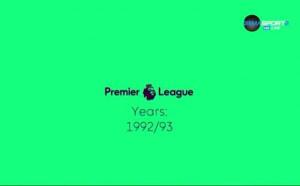 Сезон 1992/93 - първият под името Висша лига