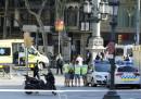 Камикадзе и взривяване са замисляли терористите в Барселона