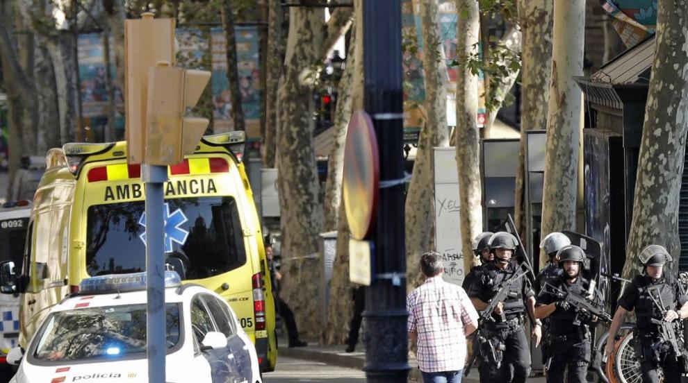 Световните лидери осъдиха атентата в Барселона