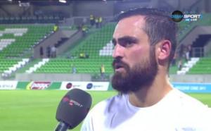 Манзоро: Димитров е добър треньор и ще помогне на Лудогорец