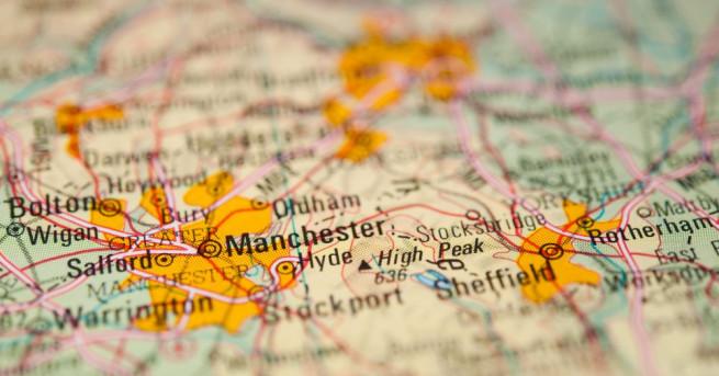 Манчестър оглави класацията на британските градове с най-сексапилен акцент, а