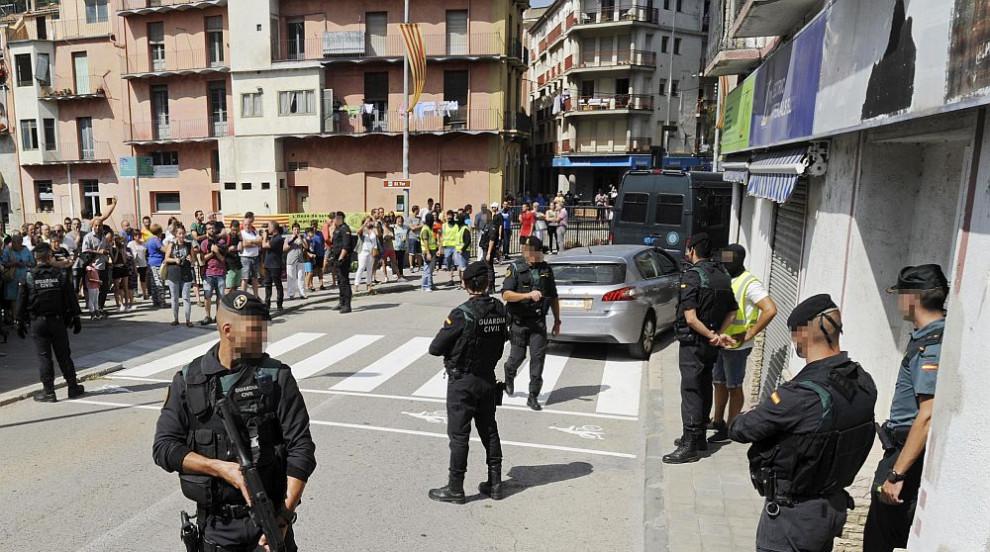 Атентаторът от Барселона може да е сред убитите в Камбрилс