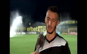 Атанас Зехиров: Победата е много сладка