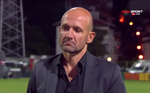 Радуканов: Стояхме като равен с Левски