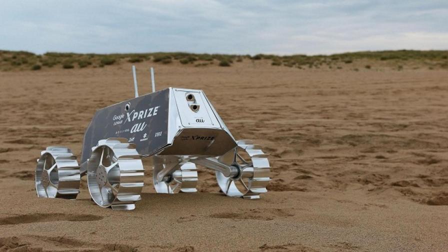 Suzuki участва в проект за разработване на луноход