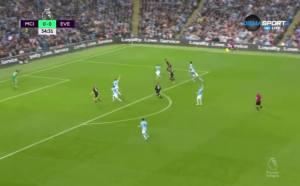 Манчестър Сити - Евертън 0:1 /първо полувреме/
