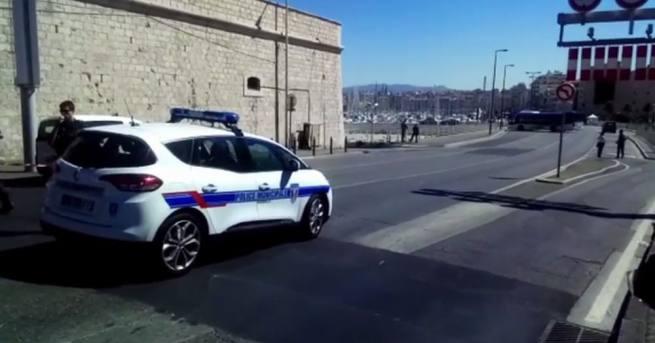 Шофьорът, който нападна с микробус пешеходци в Марсилия, страда от