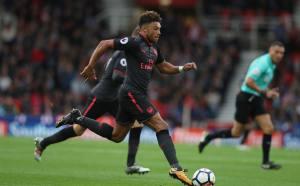 Окслейд-Чембърлейн твърд в своето не към Арсенал