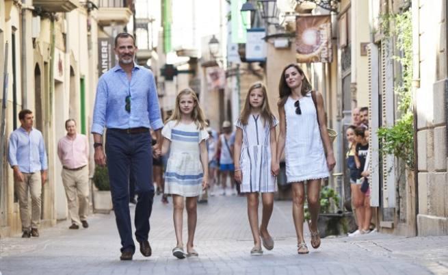 Испанското кралско семейство