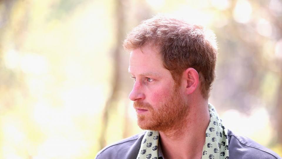 """Принц Хари: """"Хората, които убиха майка ми, я снимаха издъхваща на задната седалка."""""""